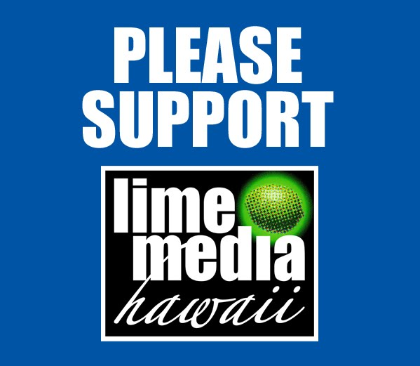 Support Lime Media Hawaii!
